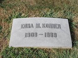 Edna <I>Minturn</I> Korner