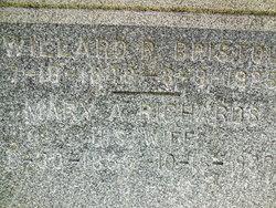 Willard R Bristol