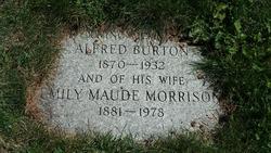 Alfred Burton