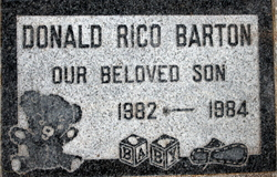 Donald Rico Barton