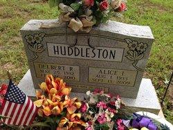 Alice Ilene Huddleston