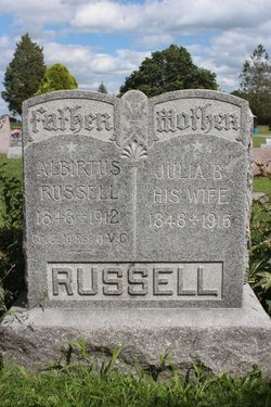 Julia B Russell