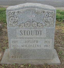 Magdalena B. <I>Holz</I> Stoudt
