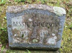 Bessie <I>Chaplin</I> Anderson