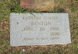 "Kathern D. ""Catty"" <I>Coffee</I> Benton"