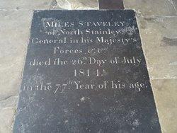 Gen Sir Miles Staveley, VI