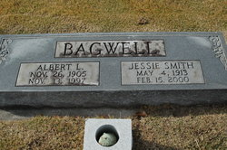 Jessie Lou <I>Smith</I> Bagwell