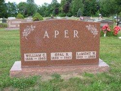 Lamont William Aper