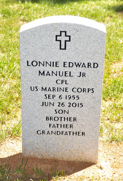 Lonnie Edward Manuel, Jr