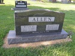 Ralph Eugene Allen