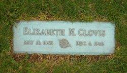 Elizabeth M. <I>Hennen</I> Clovis