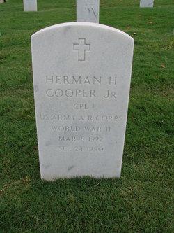 Herman H Cooper, Jr