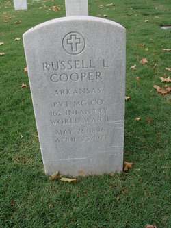 Russell L Cooper