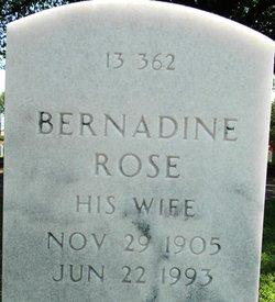 Bernadine Rose Fennell