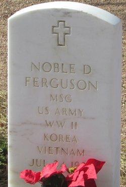 Noble D Ferguson