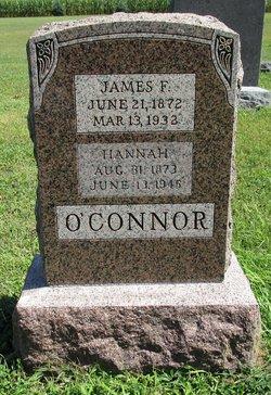Hannah <I>Shaw</I> O'Connor
