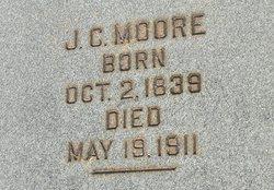 Capt John Calhoun Moore