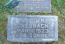 Judd Holman Dresbach