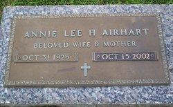 Anna Lee <I>Hernandez</I> Airhart