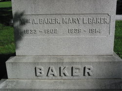 William Alexander Baker