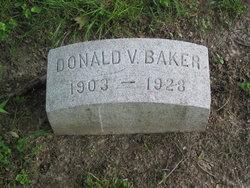 Donald Vernon Baker
