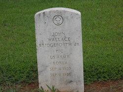 John Wallace Bridgeforth, Jr