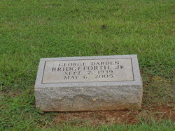 George Darden Bridgeforth, Jr