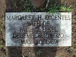 Mrs Margaret H <I>Dicentes</I> Hikel