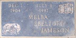 Melba <I>Baldwin</I> Jameson