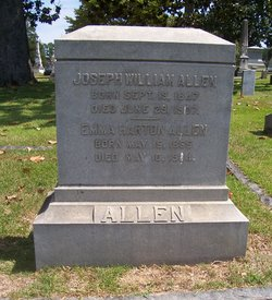 Joseph William Allen