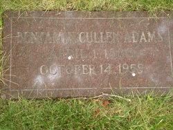 Benjamin Cullen Adams