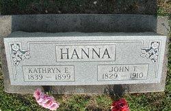 John Thomas Hanna