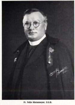 Rev Felix Hintemeyer