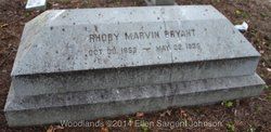 Rhoby <I>Marvin</I> Bryant