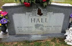 Maude G. <I>Sexton</I> Hall