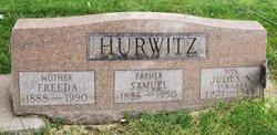 2LT Julius N. Hurwitz