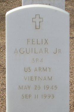 Felix Aguilar, Jr