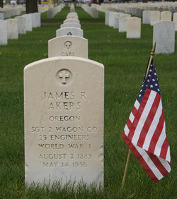 James R Akers