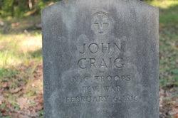 John Craig, Sr