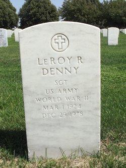 Leroy R Denny