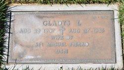 Gladys L Fierro