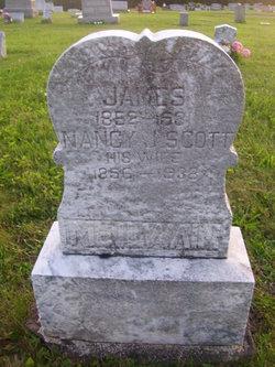 Nancy Jane <I>Scott</I> McIlwain