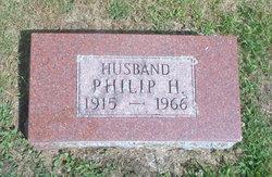 Philip H Johnson