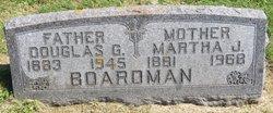 Douglas G Boardman