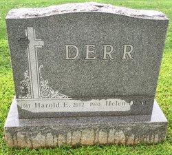 Helen D. <I>Modzeleski</I> Derr