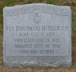 Rev Berchmans McHugh