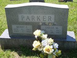 Berry Edward Parker