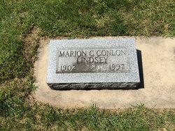Marion <I>Conlon</I> Lindsey