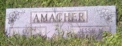 Jessie <I>Blackburn</I> Amacher