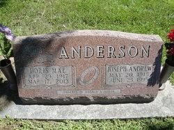Doris M. <I>White</I> Anderson